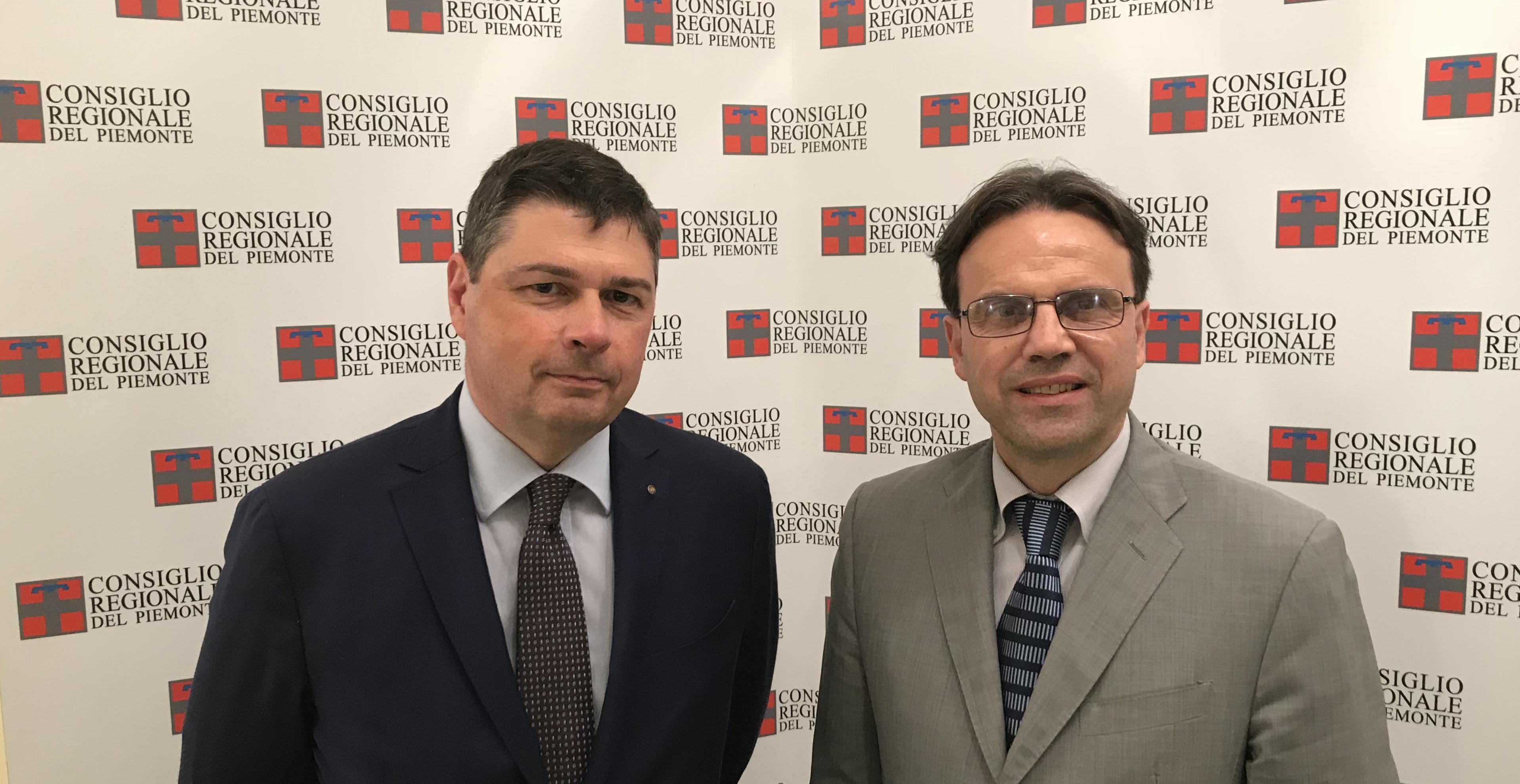 Sanit tronzano e rossi fi piano cronicit for Diretta dal parlamento