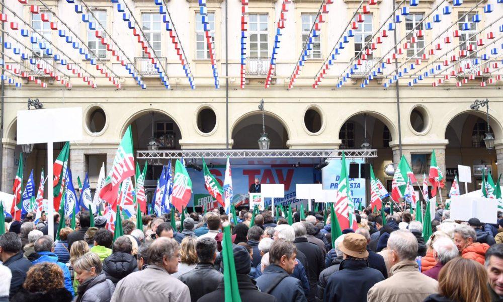 Manifestazione Si TAV
