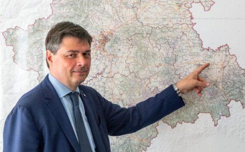 Luca Rossi Consigliere FI Regione Piemonte