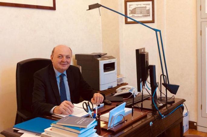 Gilberto Pichetto Senato
